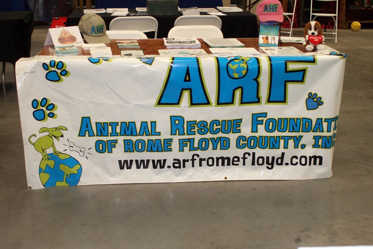 ARF table logo