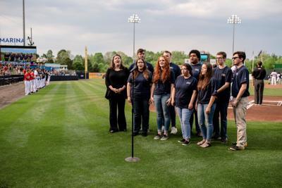 anthem singers