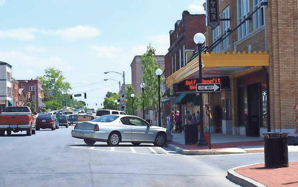 City of Calhoun named one of Top 50 Safest Cities in Georgia