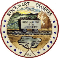 Rockmart City Seal