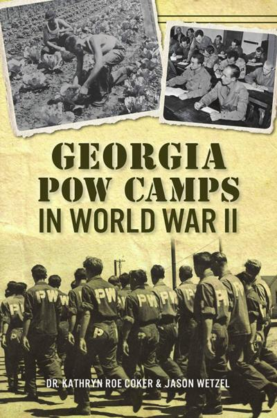 Georgia POW Camps book