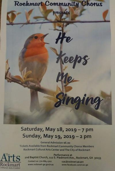 RCAC Concert Spring 2019