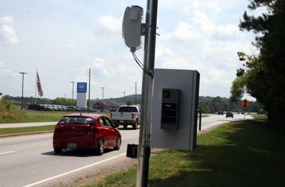 RedSpeed traffic cameras