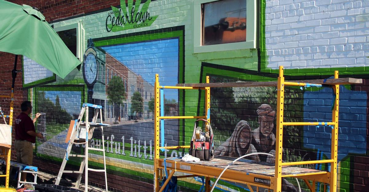 New mural coming to downtown Cedartown