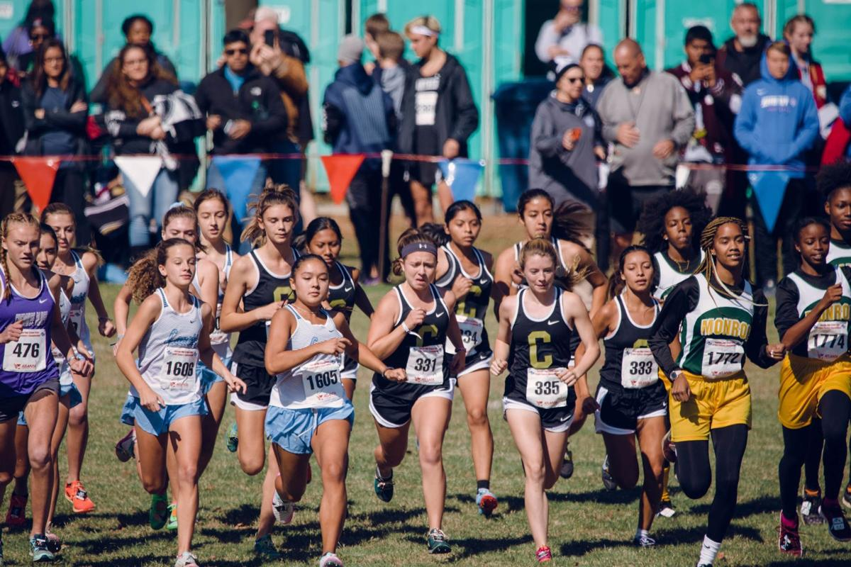 Calhoun Cross Country at 2019 State Meet