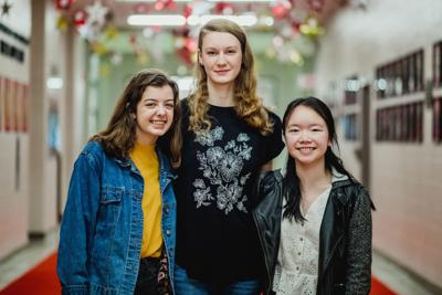 3 RHS students semi-finalists for Governor's Honors program
