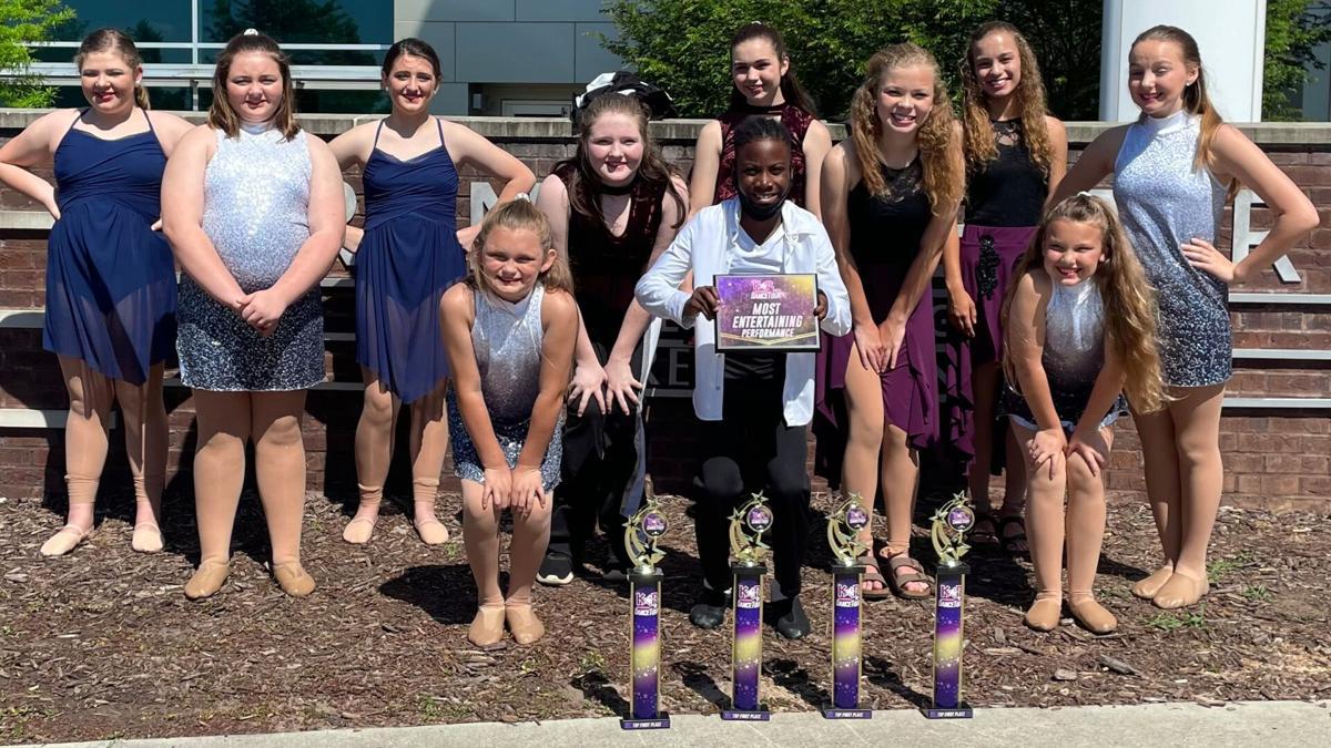 Cedartown dance team brings home awards during busy season