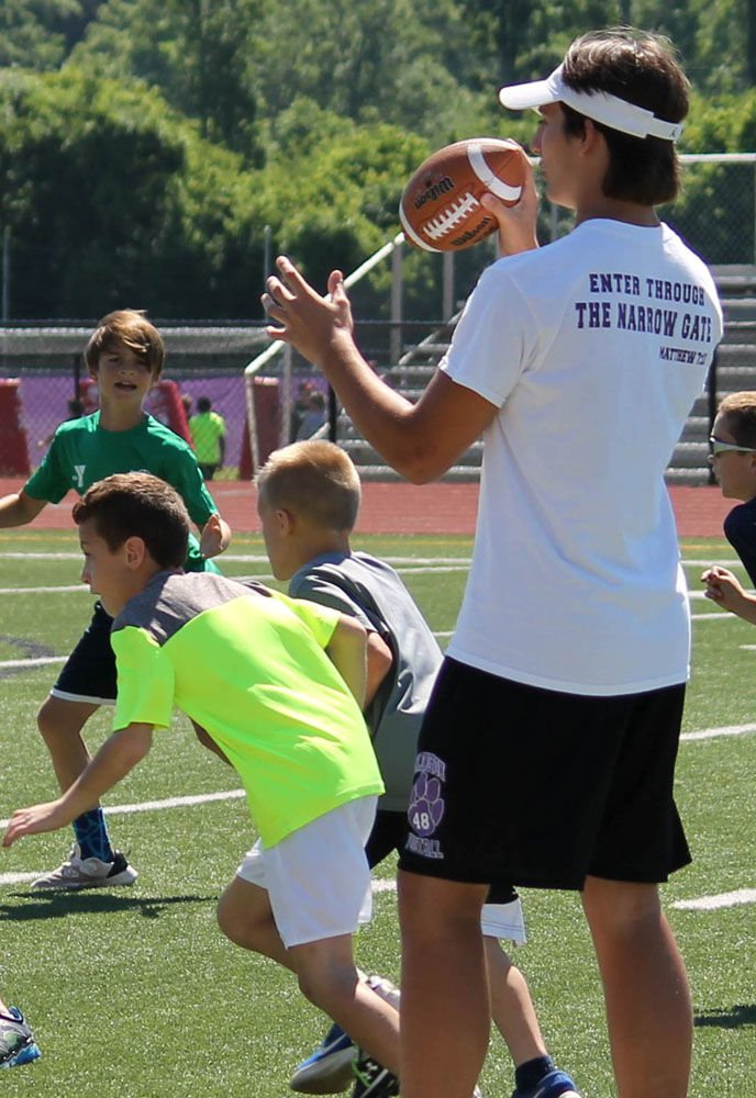 Darlington Tiger Football Camp