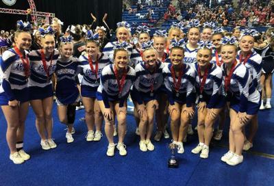 Armuchee Competition Cheerleaders