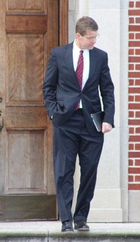 Defense attorney Dan Ripper