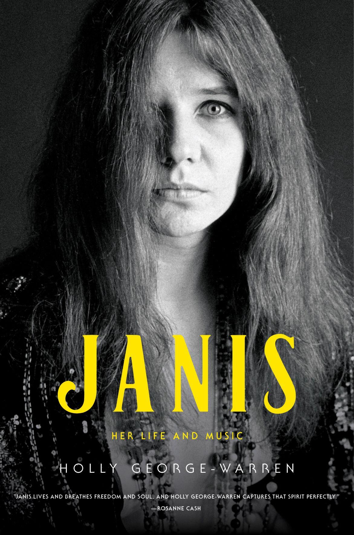 Janis Joplin Poster Blues Soul Rock Iconic Singer