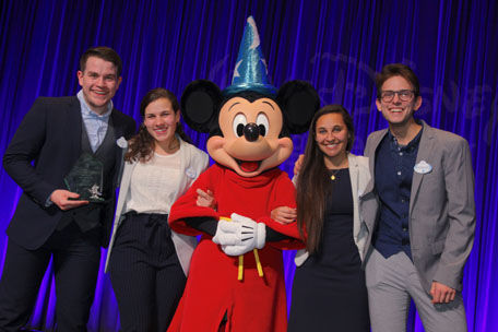 Sonoraville alum wins nationwide Disney competition