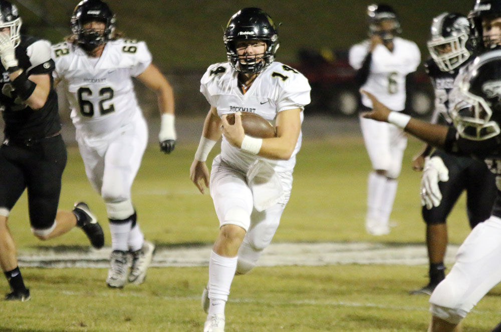 Prep Football Rockmart Continues Historic Run With State Semifinal