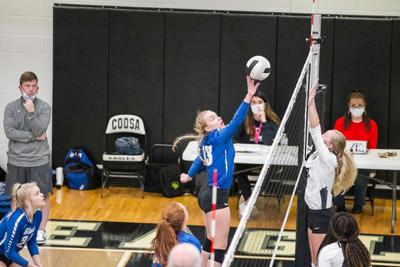Armuchee Volleyball - Battle of the Counties