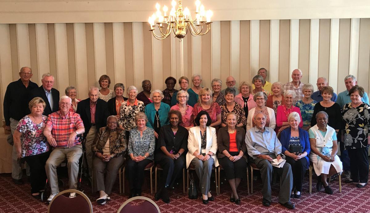 Polk Retired Educators Meeting, October 2017