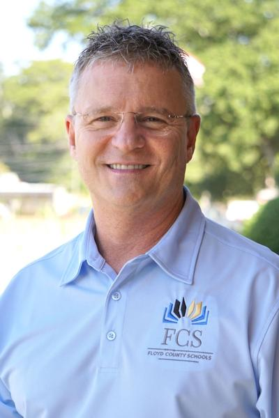 Tony Daniel Floyd County Schools BOE