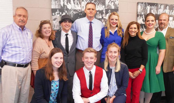 Local Rotarians attend musical at Calhoun High