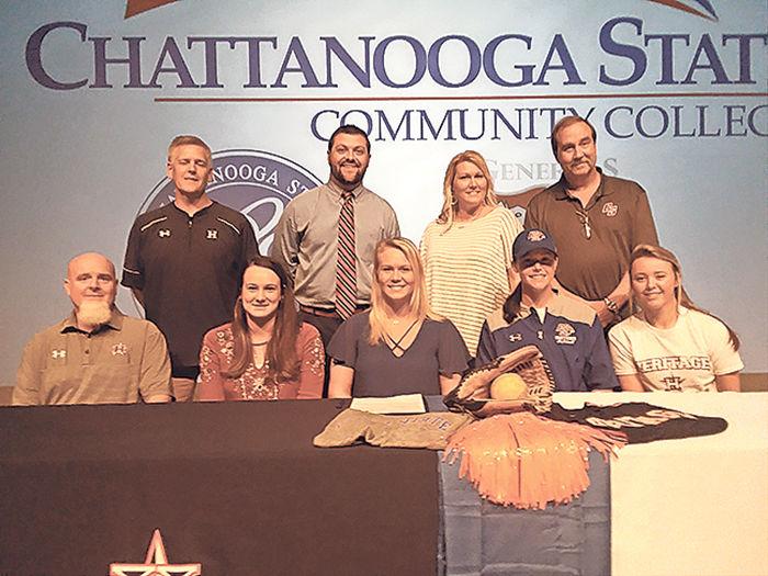 SOFTBALL: Madi Morris signs with Chattanooga State