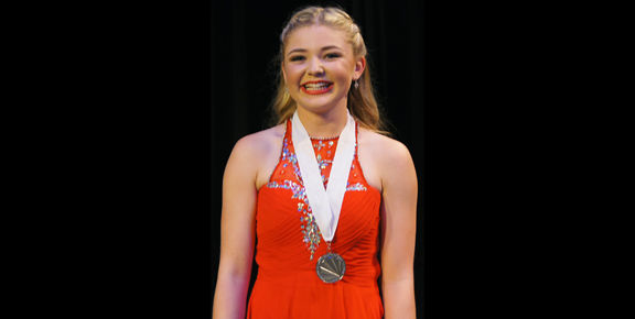 Dutch named Distinguished Young Woman of Georgia