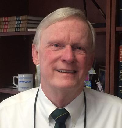 Floyd County Superior Court Judge Walter Matthews