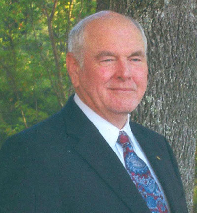 Rev. William E. Holden