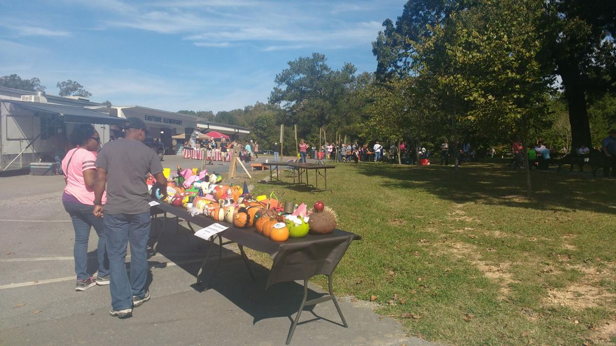 Eastside Elementary Fall Festival 2017