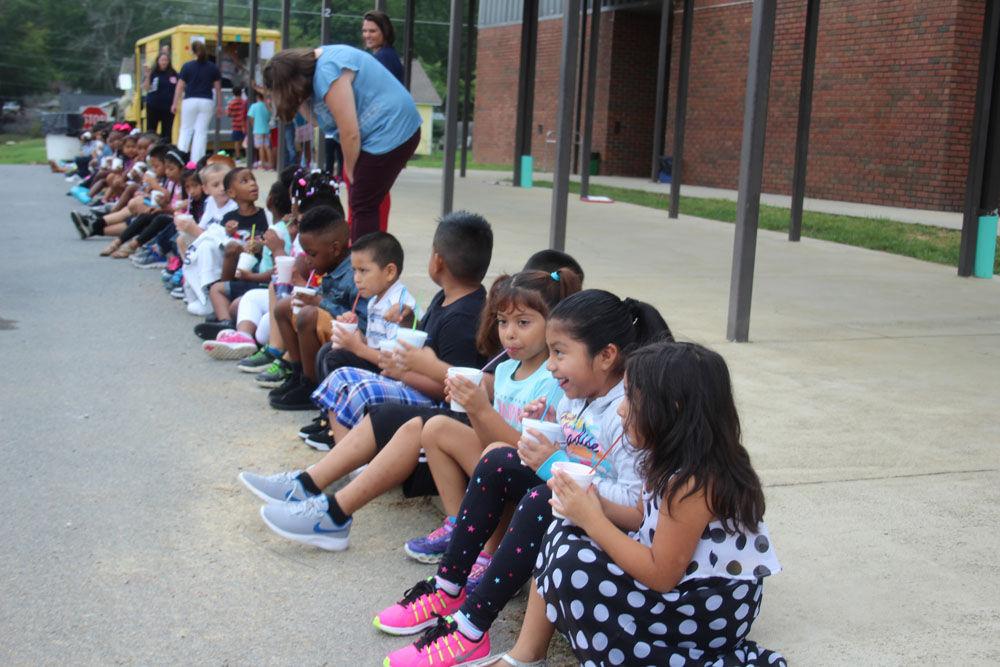First Day: Elm Street Elementary