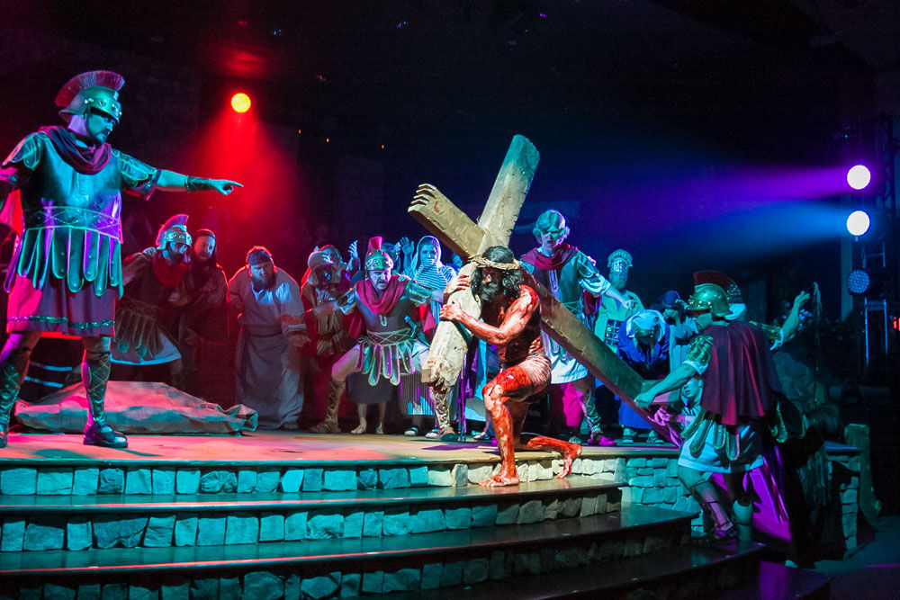 North Rome Church of God's Passion Play continues this week | Local