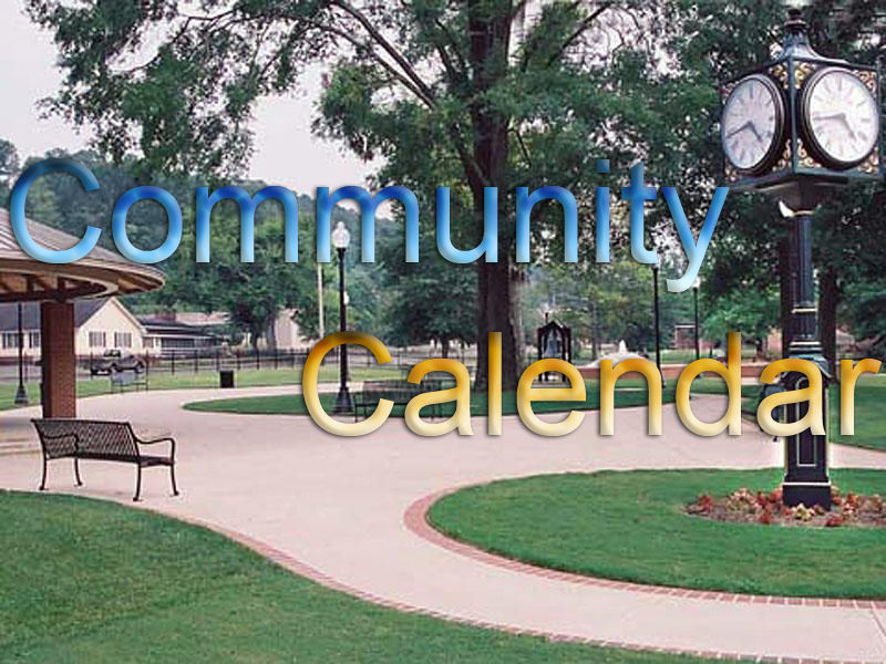Gordon County Community Calendar