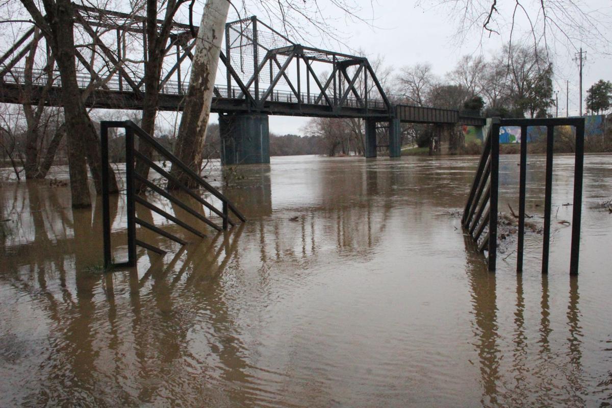 Oostanaula flooding