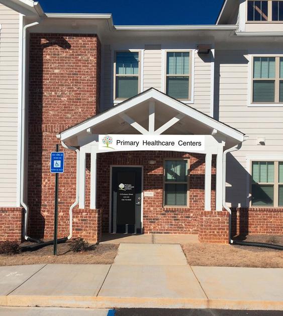 Primary Healthcare Center Opens New Health Center Abbington At Linwood In Lafayette Catoosa Walker News Northwestgeorgianews Com