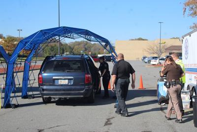 Local police hold car seat safety event in Cedartown