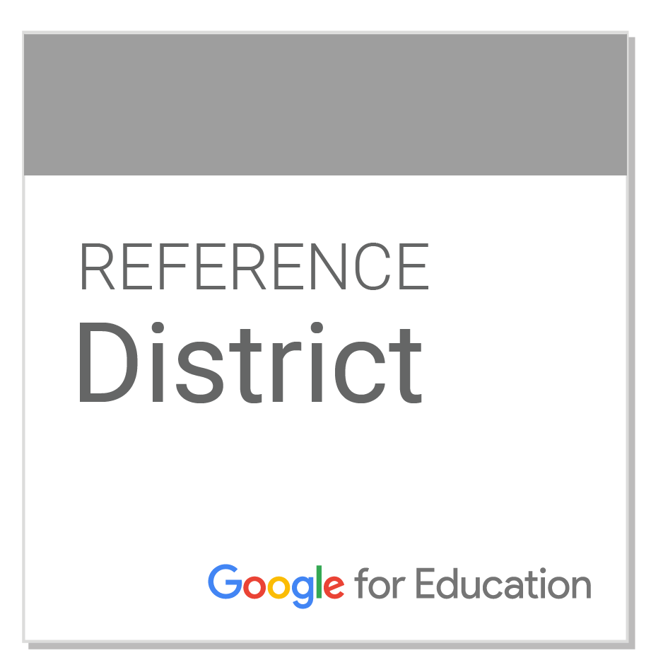 Google for Education Reference District