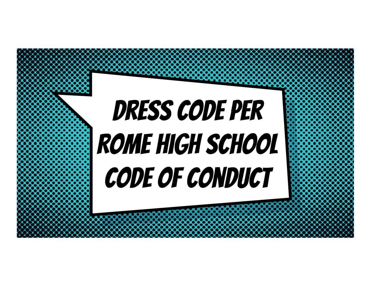 Rome High Dress Code presentation | | northwestgeorgianews.com