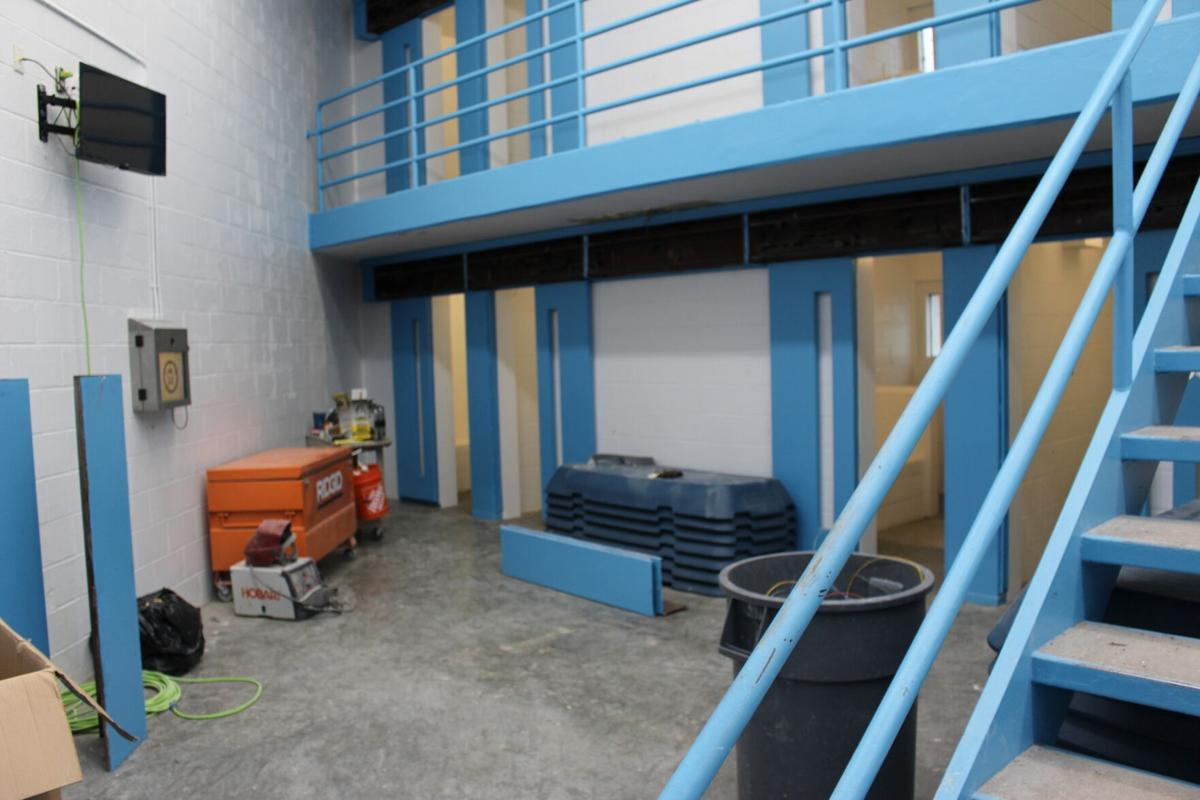 Phase II of jail renovations targeted at mental health
