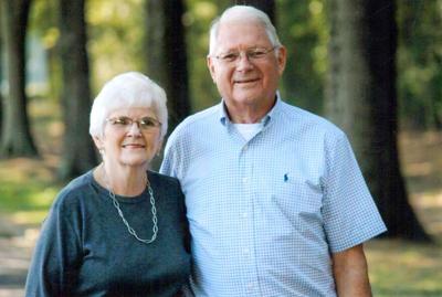 Sue and Wayne Casey