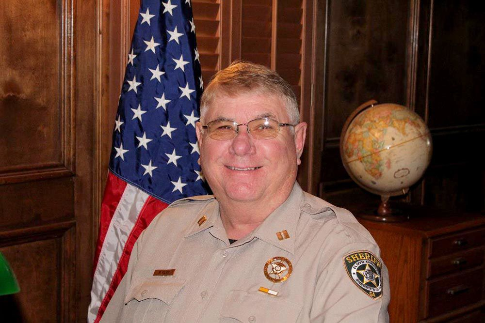 Ronnie Kilgo, candidate for 2020 Floyd County Sheriff's Office