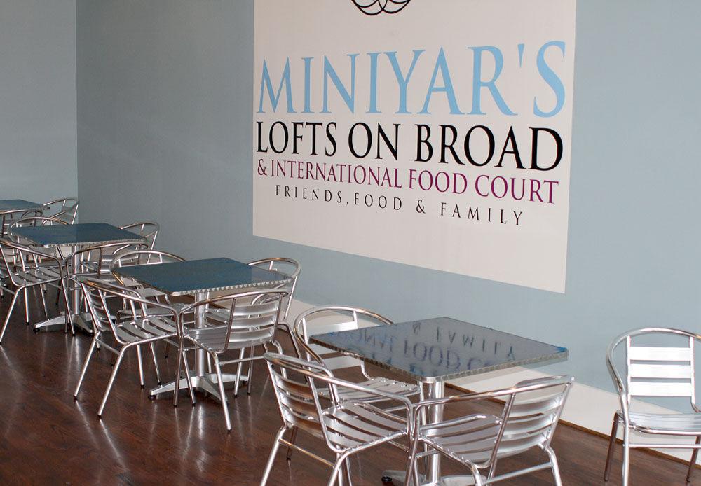 International Food Court