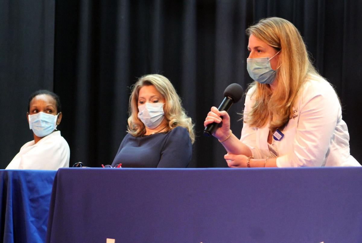 Town hall held to answer COVID vaccine questions