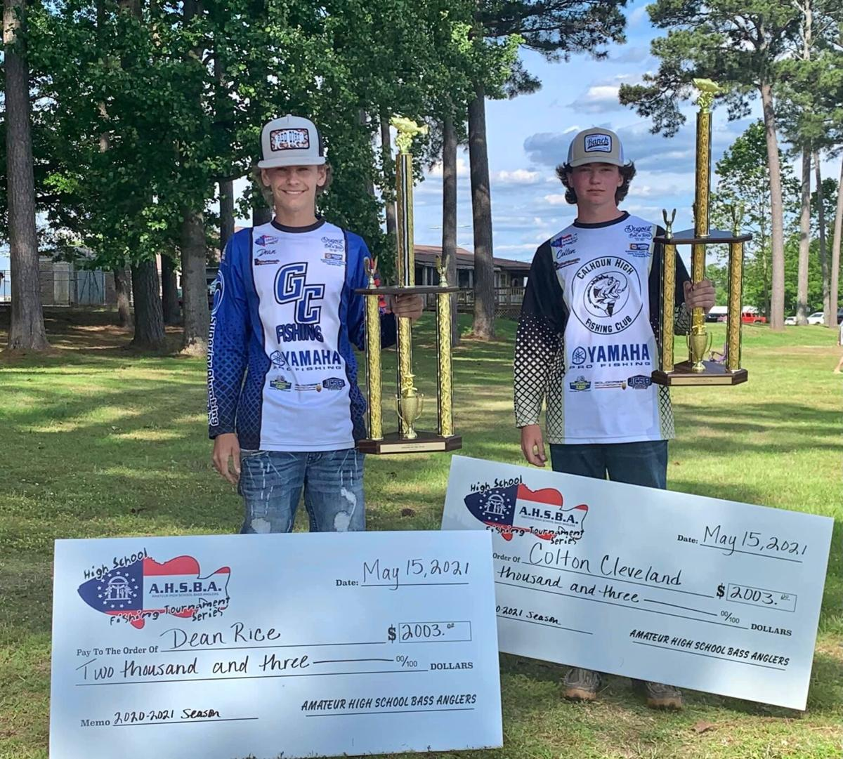 Local fishing team prepares for national, world finals