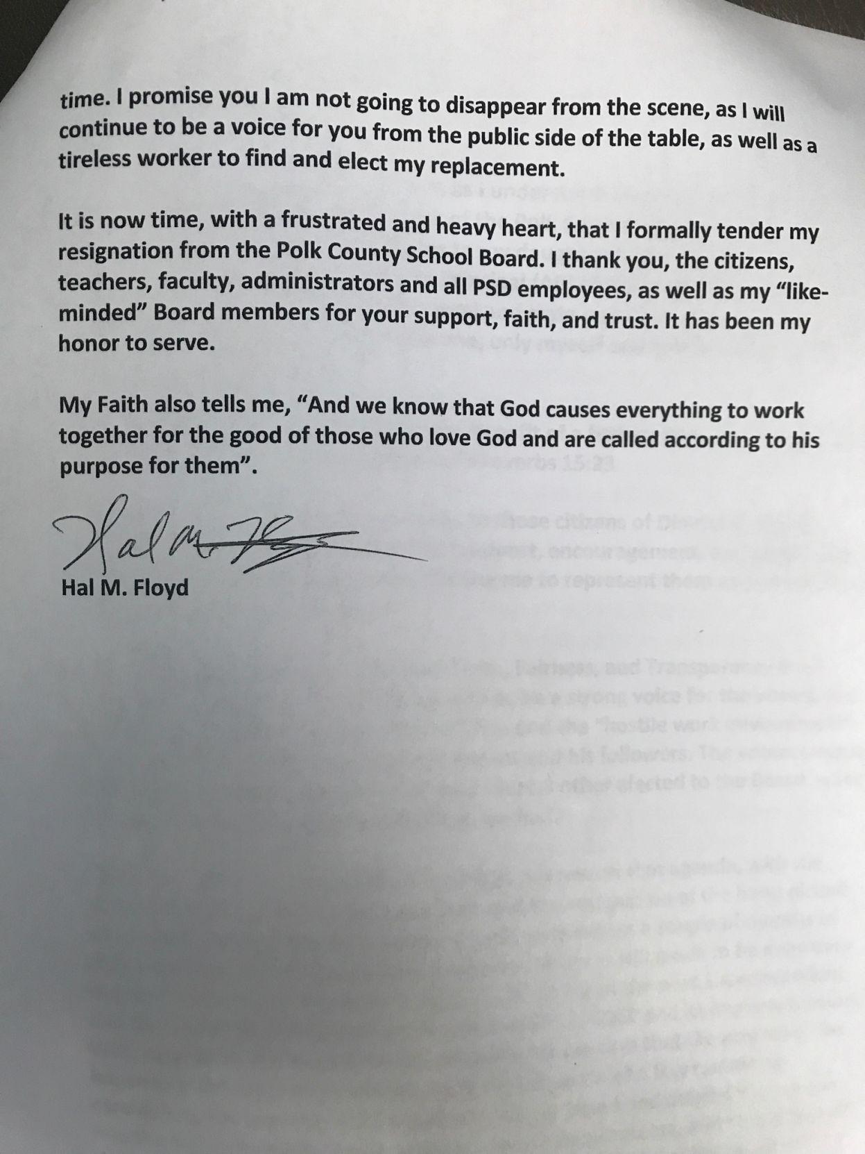 job letter of resignation job resign letter