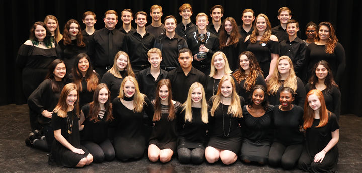 Calhoun High School named AAA State One Act Champs