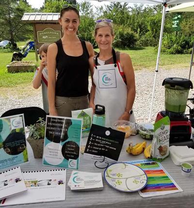 Dr, Suzannah Bozzone and nurse Christine Smith of True Health Journey
