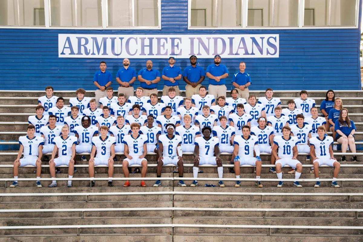 AHS Football 2020 team photo