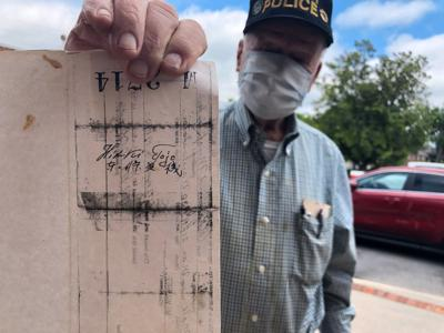 Coosa veteran hopes to share history he's collected