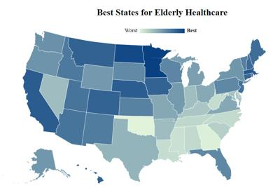 Two rankings on health put Georgia at the bottom of states
