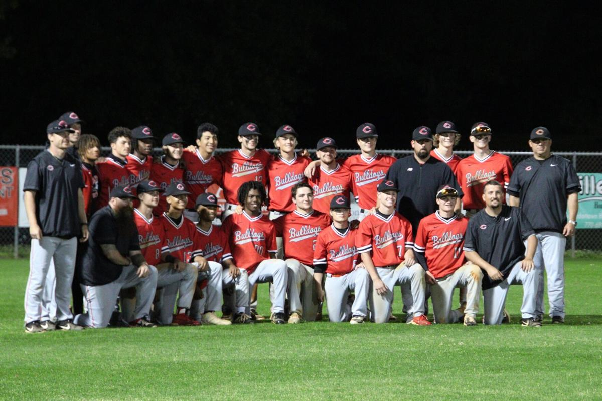 Bulldogs move on in state playoffs after sweep of Flowery Branch