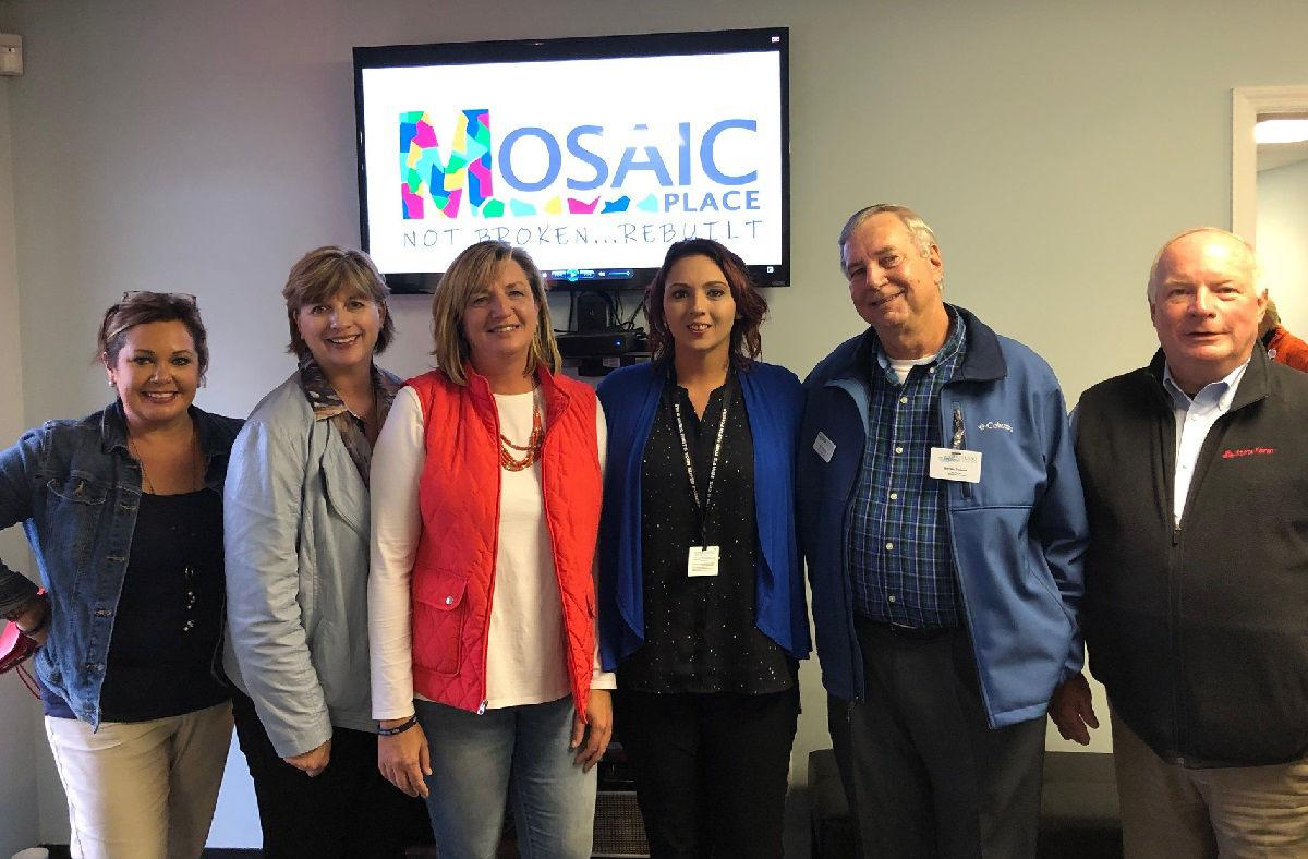 Mosaic Place Grand Opening 2018