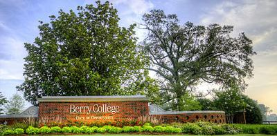 Berry College Featured in Princeton Review book 'The Best 384 Colleges'