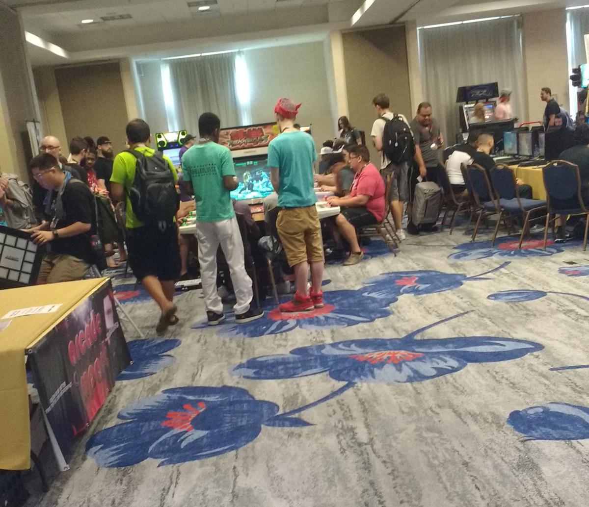 Gamers in Polk 2017